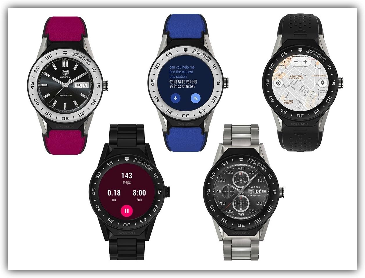 Geneva 2018: What's New From TAG Heuer?