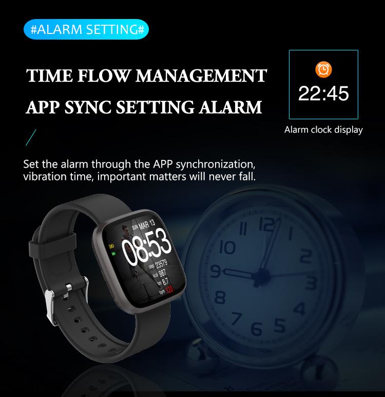 GOKOO Smart Watch for Men or Women,H5 Sport Smart Watch