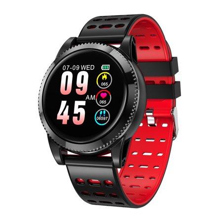 GOKOO Smart Watch Men Women Waterproofwith Heart Rate ...