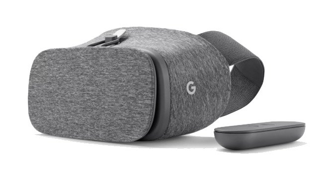 Google Daydream View 2017 Refresh Brings New Colors at a ...
