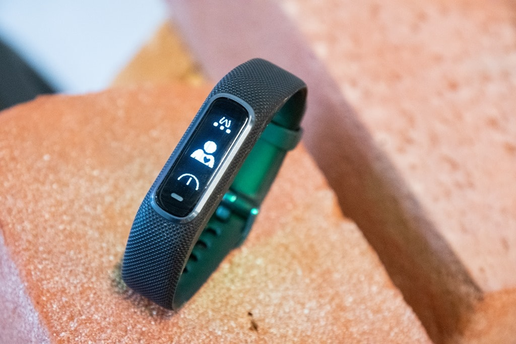 Hands-on: Garmin Vivosmart 4, now with Pulse Ox and Body ...