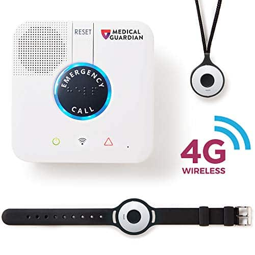 Home Guardian Medial Alert - Wireless 6