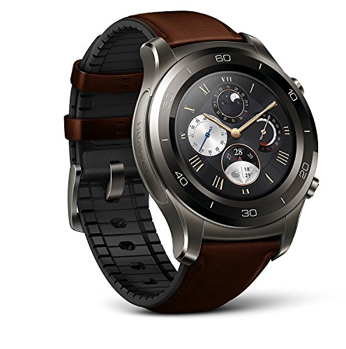 Huawei Watch 2 Classic - Brown Leather Strap