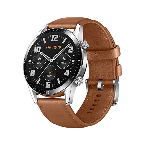 HUAWEI Watch GT 2 2019 - Pebble Brown