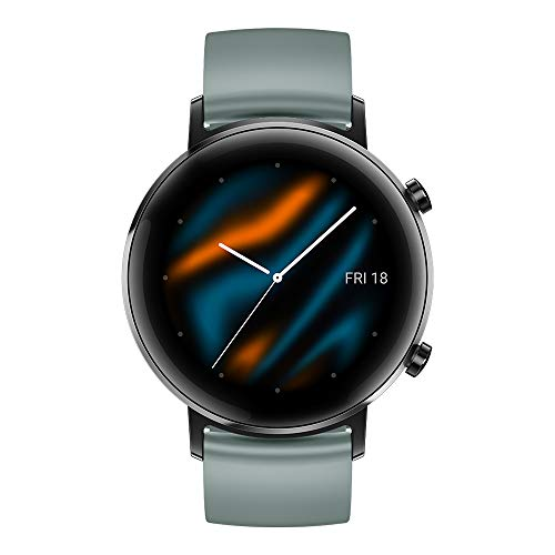HUAWEI Watch GT 2 (42 mm) - Lake Cyan