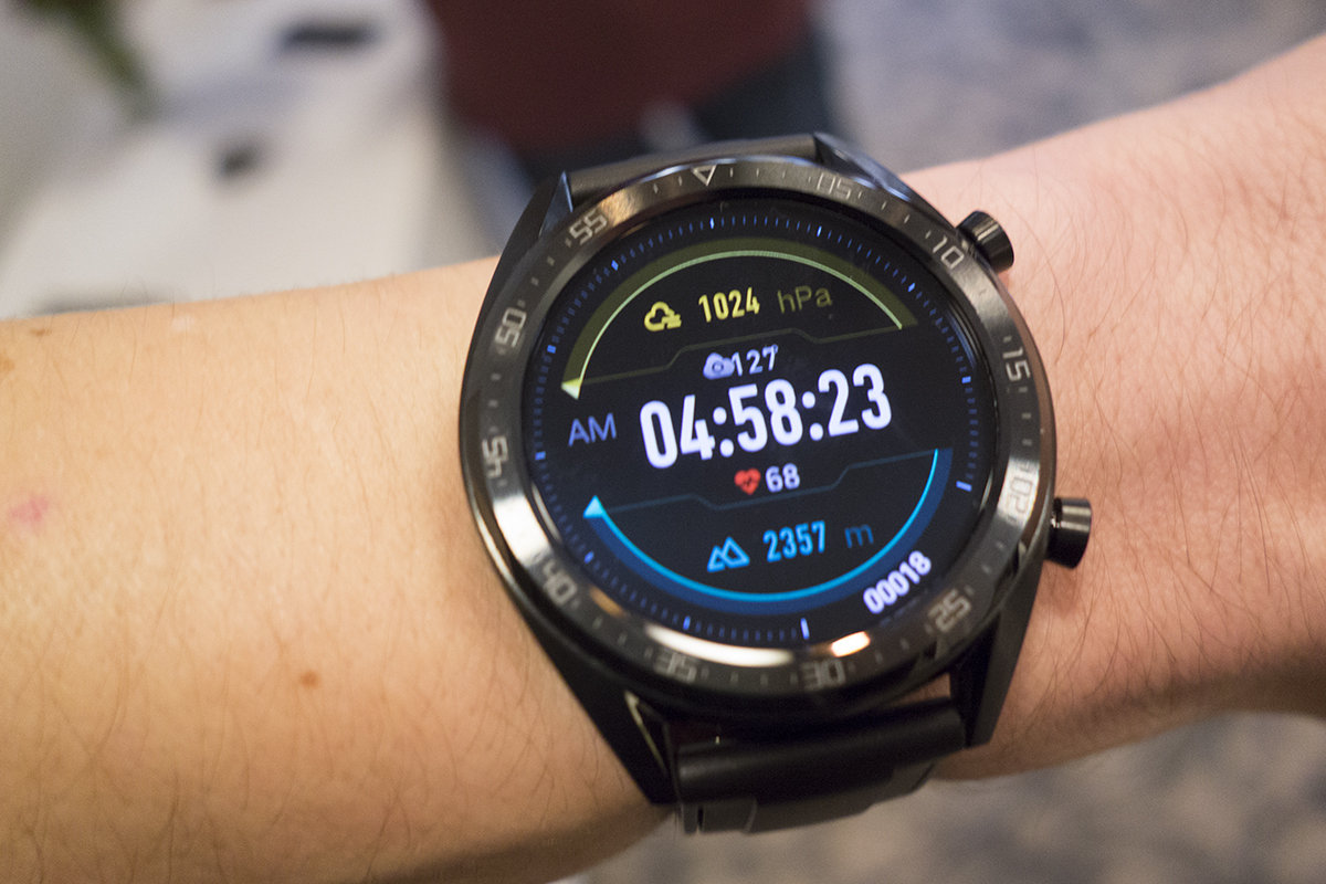 Huawei Watch GT hands-on: Google wears out its welcome as ...