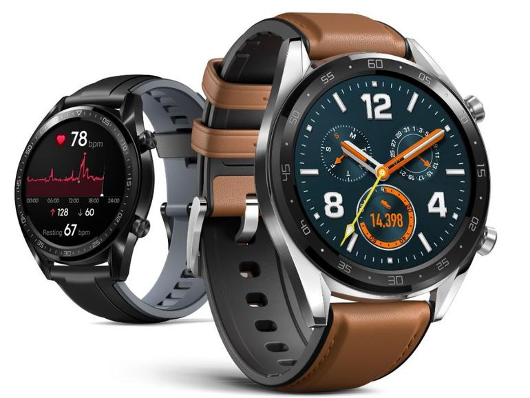 Huawei Watch GT review: Advanced sleep tracking, GPS, and ...