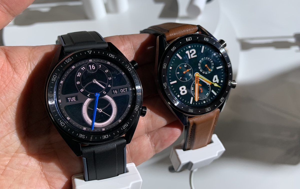 Huawei Watch GT will be available in Malaysia from ...