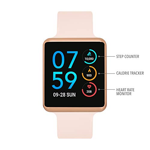 iTouch Air SE - Blush/Rose Gold, 41mm (Small/Medium)