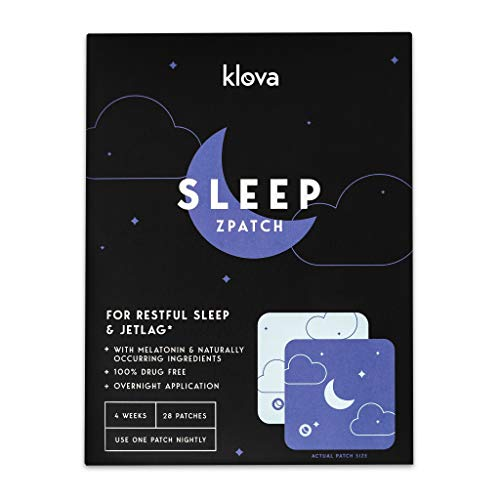 Klova Sleep Patch - 1 Pack (28 Patches)