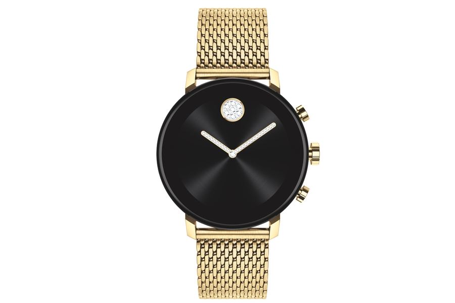 Looking Sharp with the Movado Connect 2.0 Smartwatch | Man ...