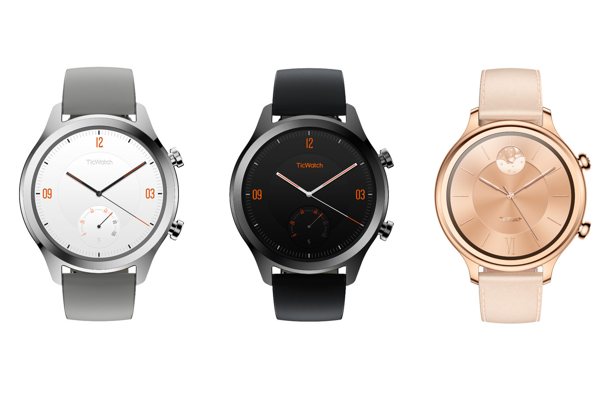 Mobvoi announces $200 TicWatch C2, powered by Wear OS ...