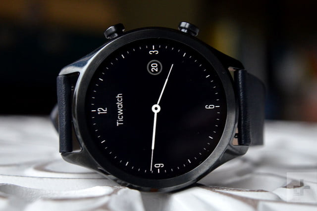 Mobvoi TicWatch C2 Review | Digital Trends