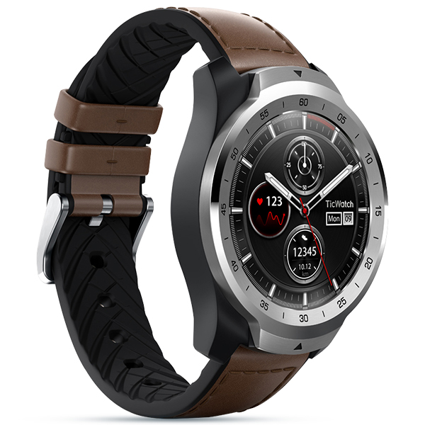 Mobvoi Ticwatch Pro - Full Watch Specifications ...