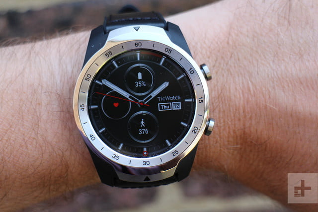 Mobvoi Ticwatch Pro Review | Digital Trends
