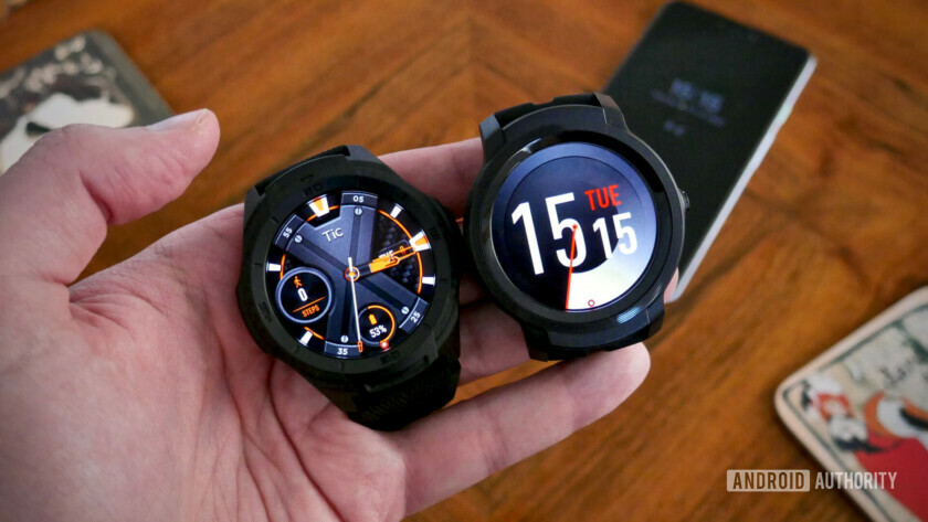 Mobvoi's new TicWatch E2 and S2 lack features for a ...