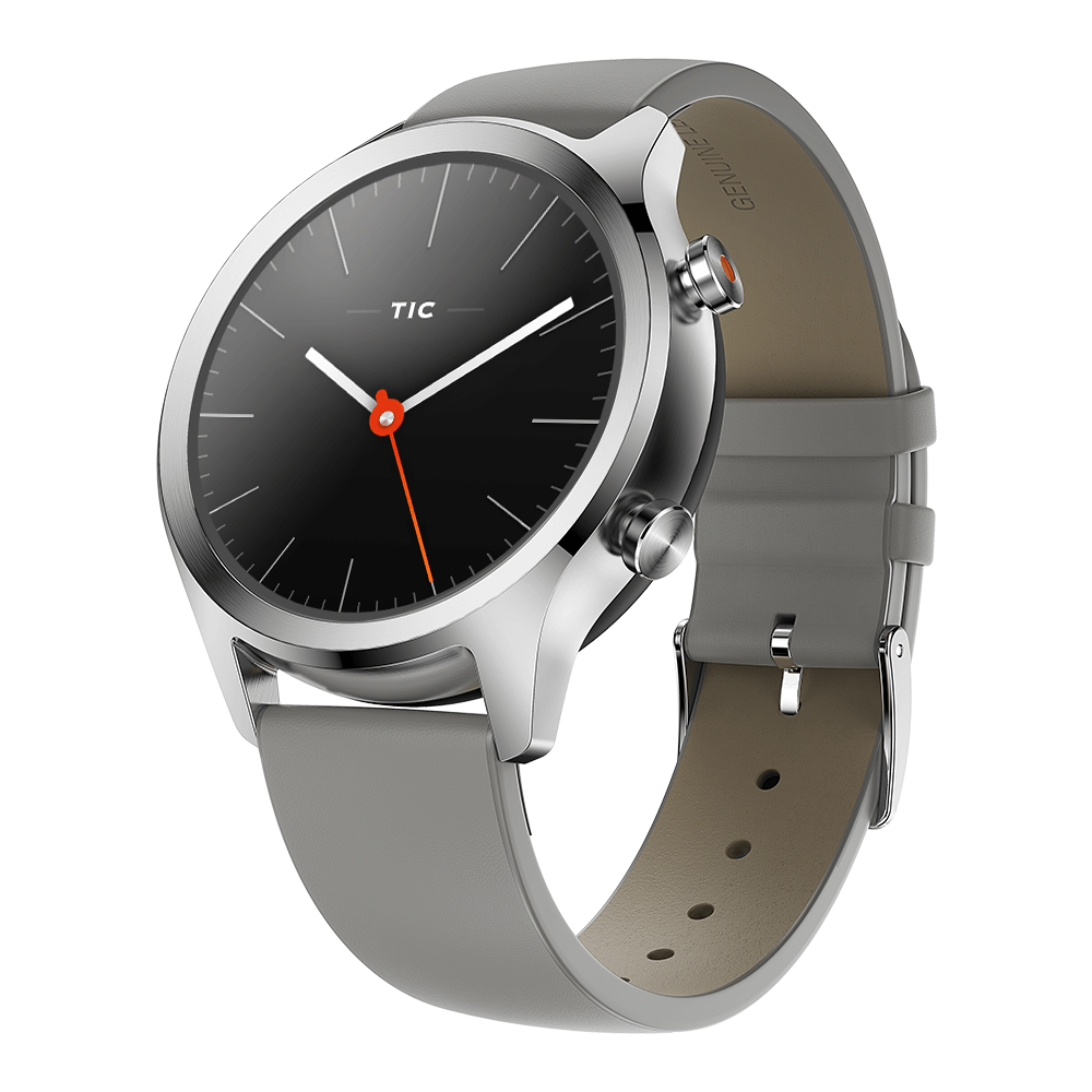 Mobvoi's Ticwatch C2 runs Wear OS and costs $200 - Gizmochina