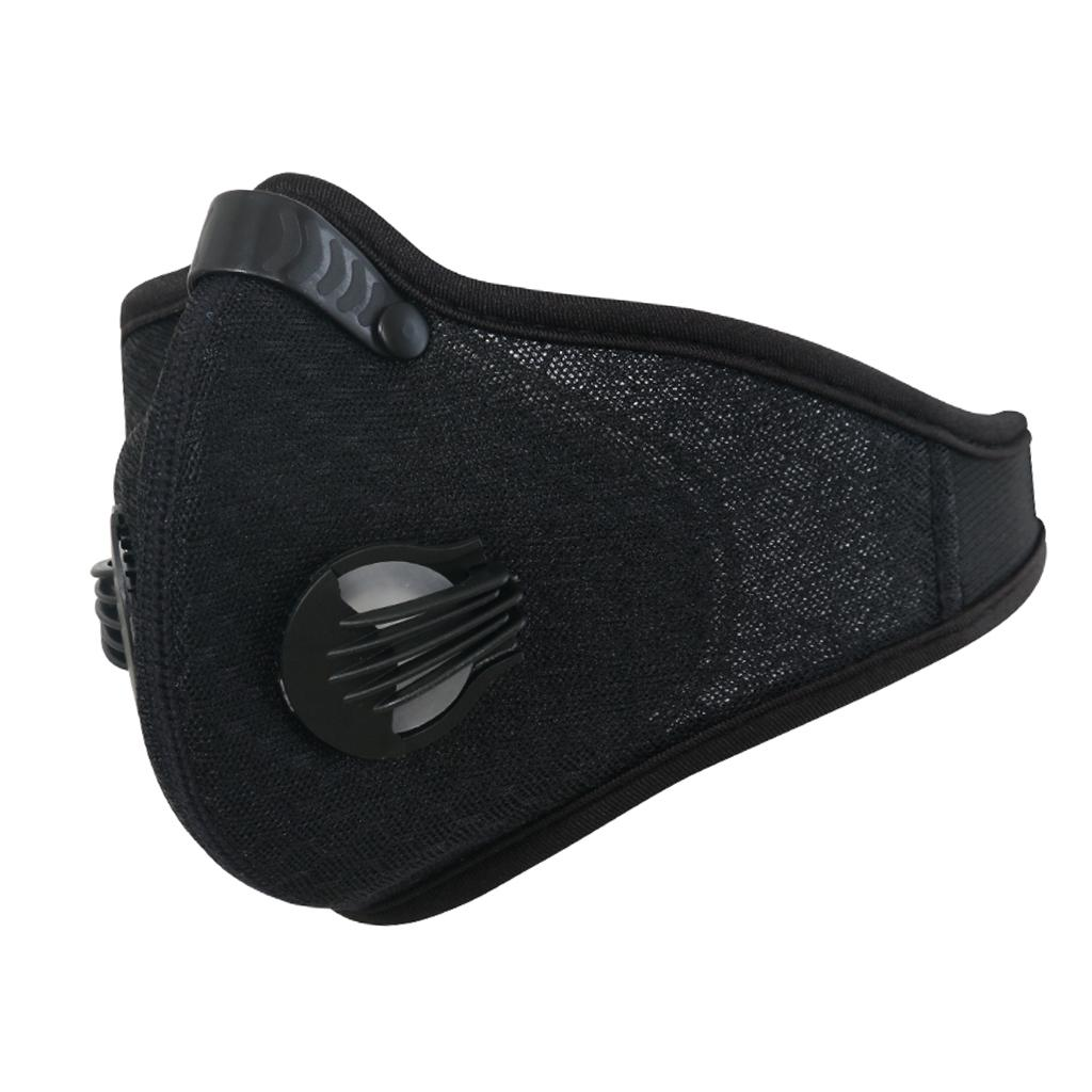 Motorcycle Ski Anti-pollution Face Mask Sports Mouth ...