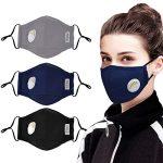 Aniwon Cotton Anti-Dust Pollution Mask 3
