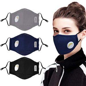 Aniwon Cotton Anti-Dust Pollution Mask 4