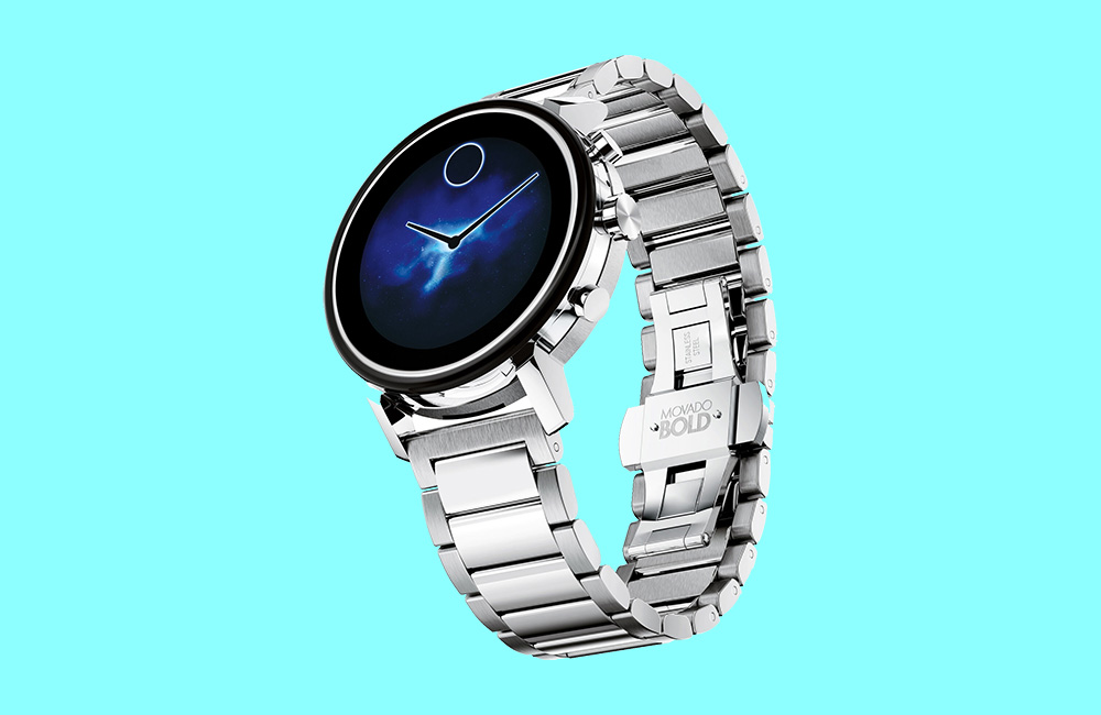 Movado Connect 2.0 Arrives With All the Right Wear OS ...