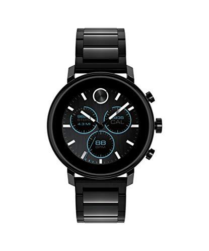 Movado Connect 2.0 - Color: Black (Model: 3660037)