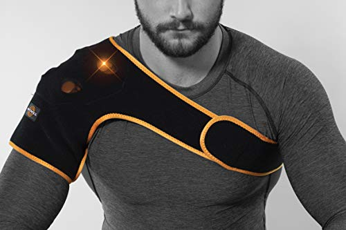 Myovolt Wearable Recovery for Shoulder Pain