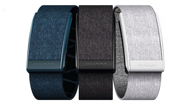 New WHOOP Strap 3.0 Features WHOOP Live | Wearable ...