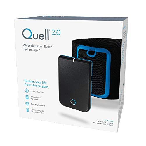 Quell 2.0 Wearable Pain Relief Technology - NetAns