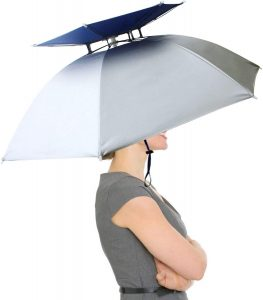 Umbrella Hat 14