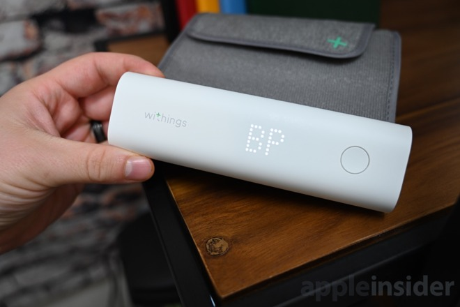 Review: Withings BPM Connect is better with a display & Wi-Fi
