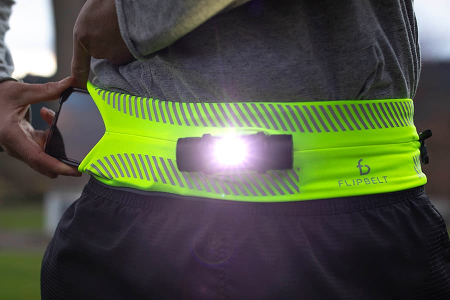 FlipBelt Running Light