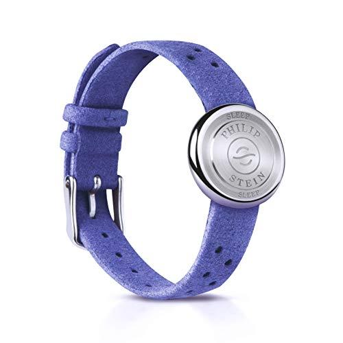 Sleep Bracelet Nano by Philip Stein - BLUE STRAP