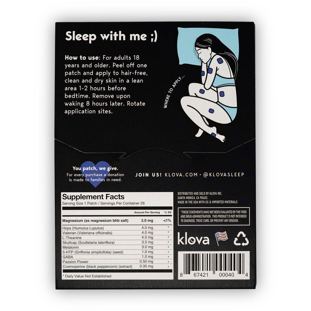 Sleep ZPatch – Klova