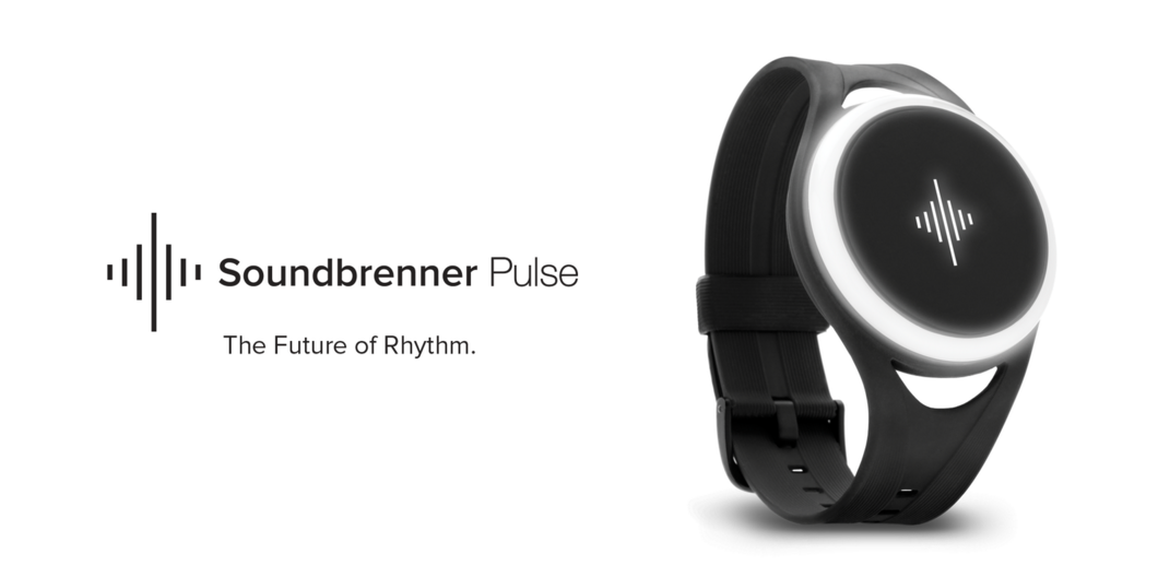 Soundbrenner Pulse: the first wearable vibrating metronome ...