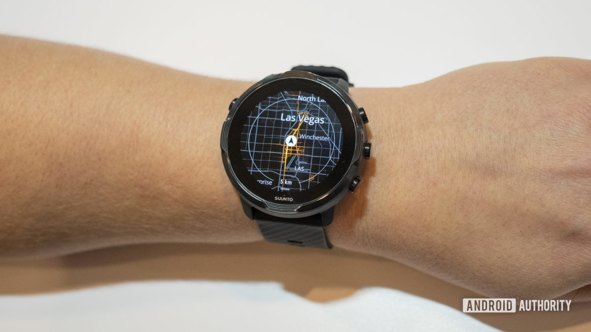 Suunto 7 Wear OS smartwatch: Good specs, GPS, and fitness ...