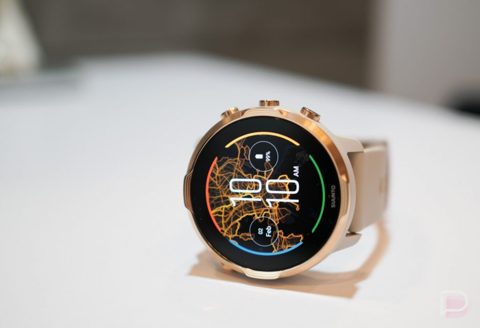 Suunto is Here With a Serious Fitness Wear OS Watch ...