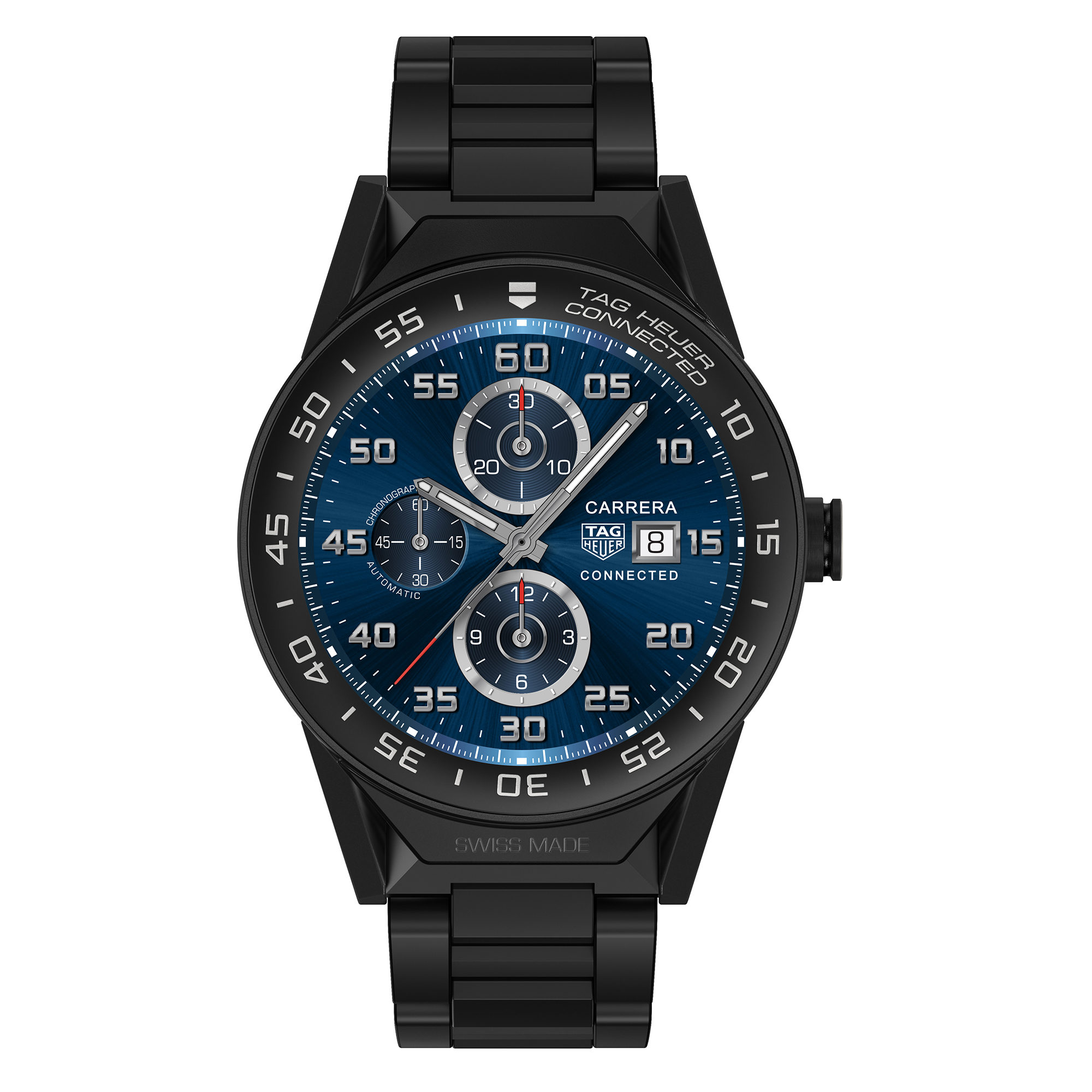 TAG Heuer Connected Modular 41 Full Ceramic | TAG Heuer