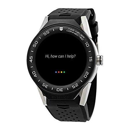 TAG Heuer Connected Modular 41 Men's Smartwatch SBF818000.11FT8031