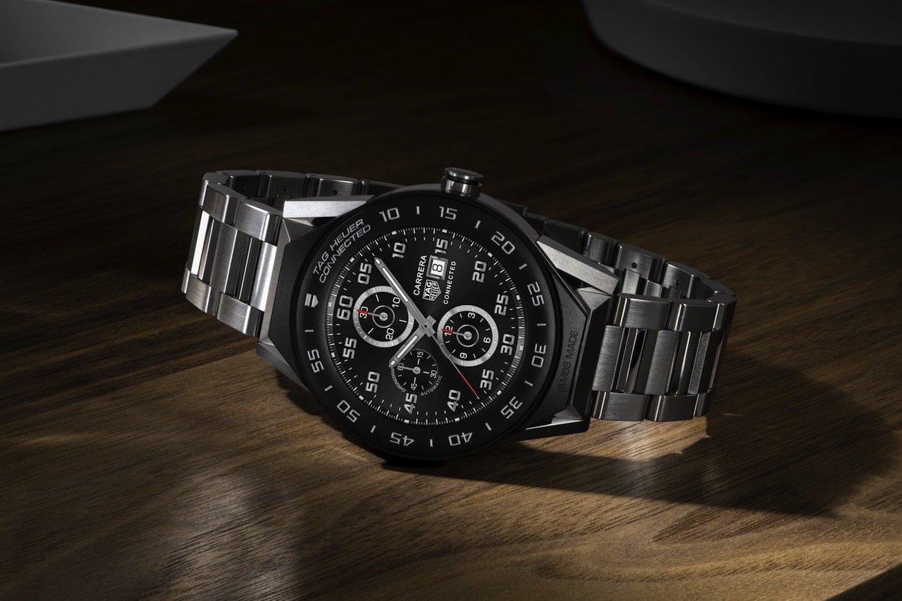 Tag Heuer Connected Modular 41 Smartwatch » Gadget Flow