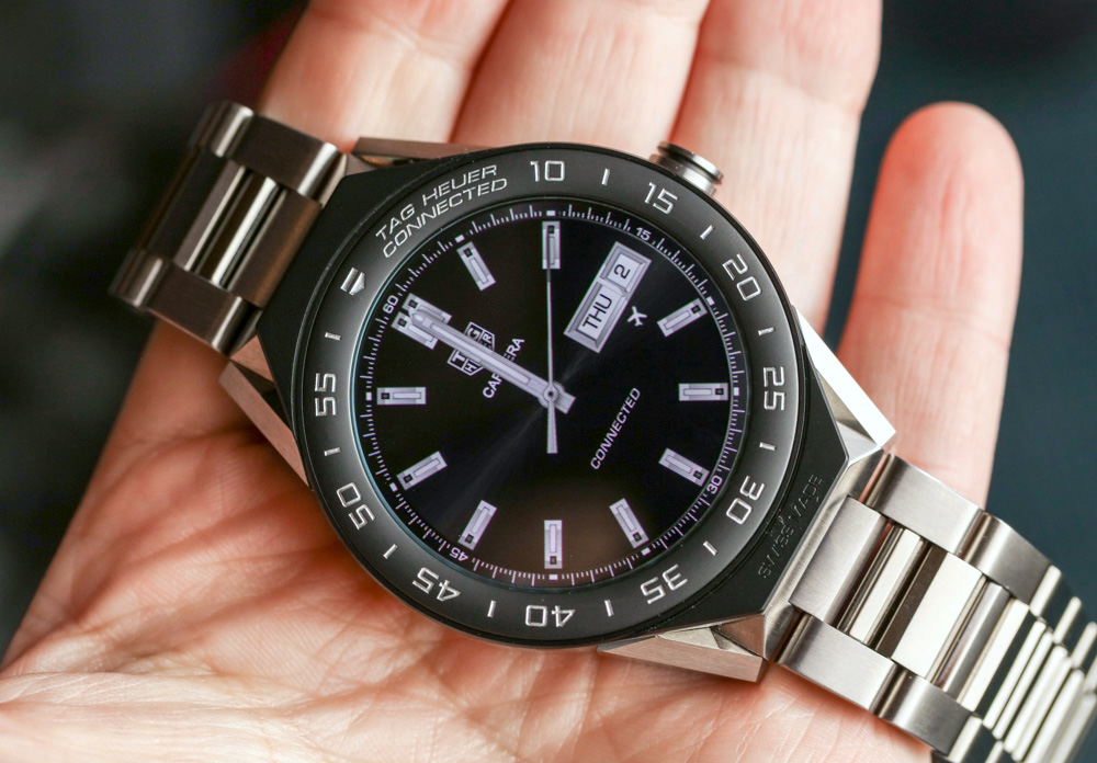 TAG Heuer Connected Modular 45 Smartwatch Aims To Be ...