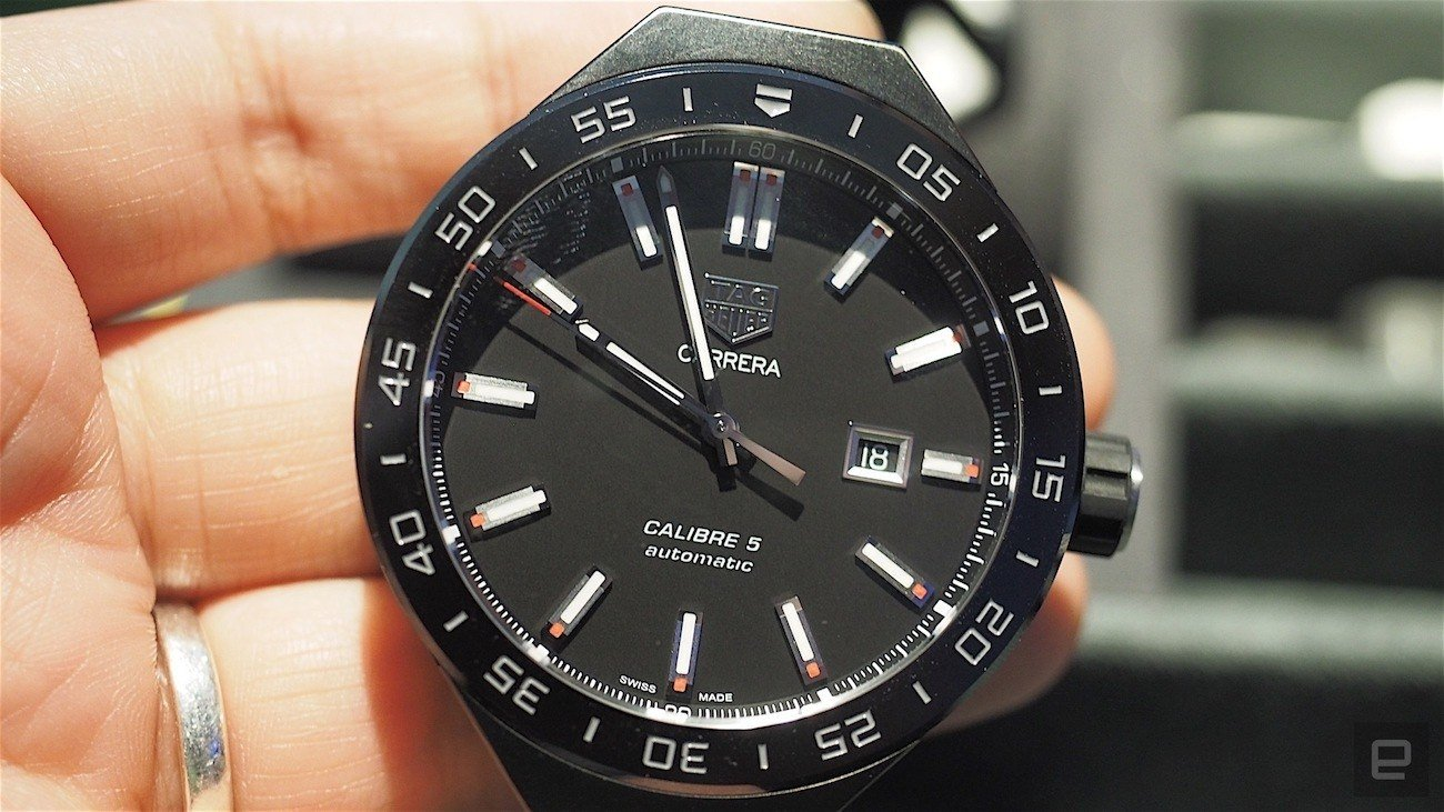 TAG Heuer Connected Modular 45 Smartwatch » Gadget Flow