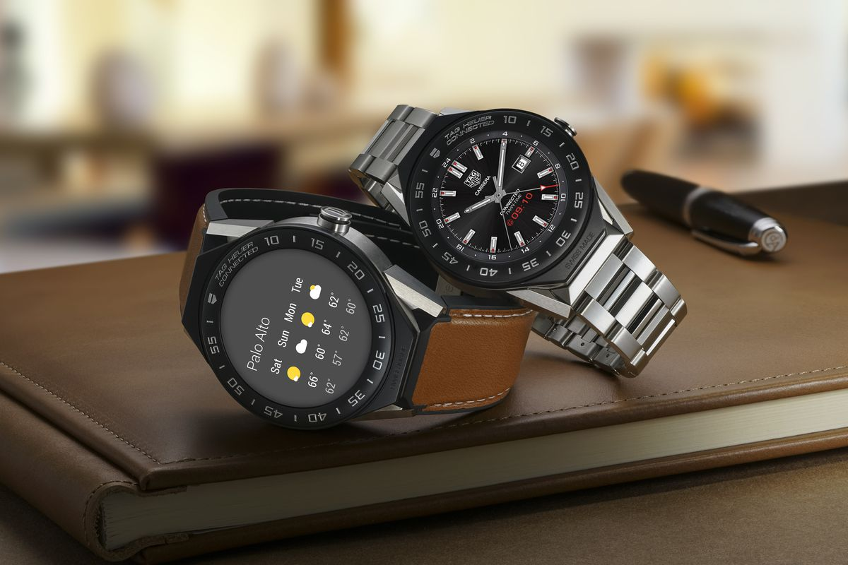 Tag Heuer's latest smartwatch is smaller and features ...