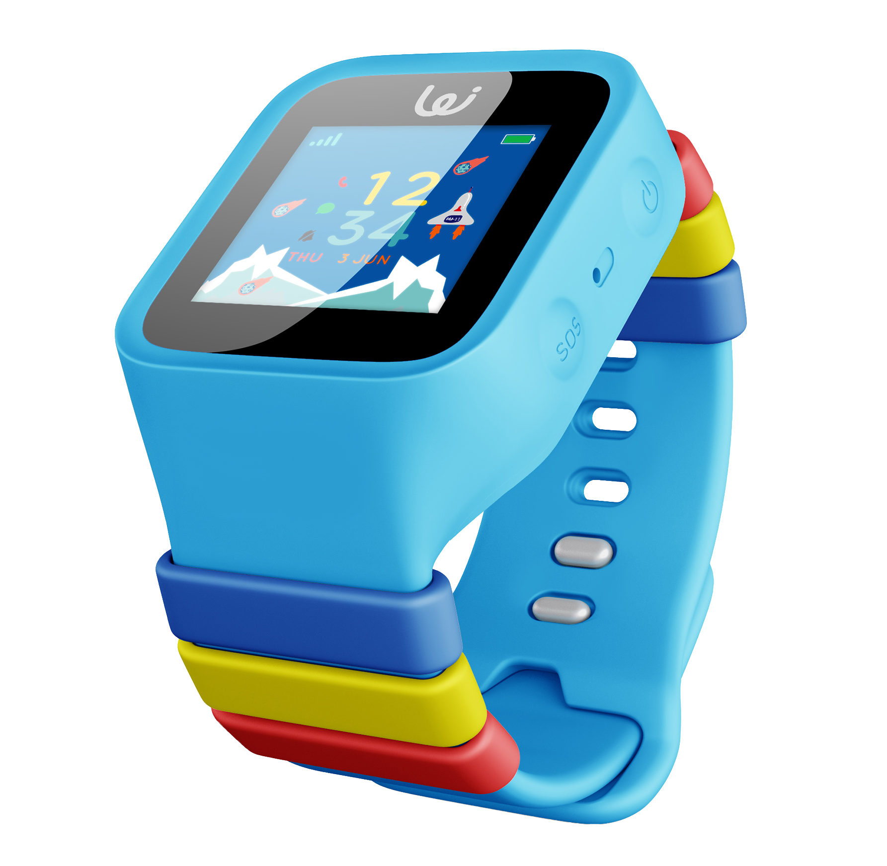 The iGPS Wizard Watch: Trusted by Parents, Loved by Kids ...