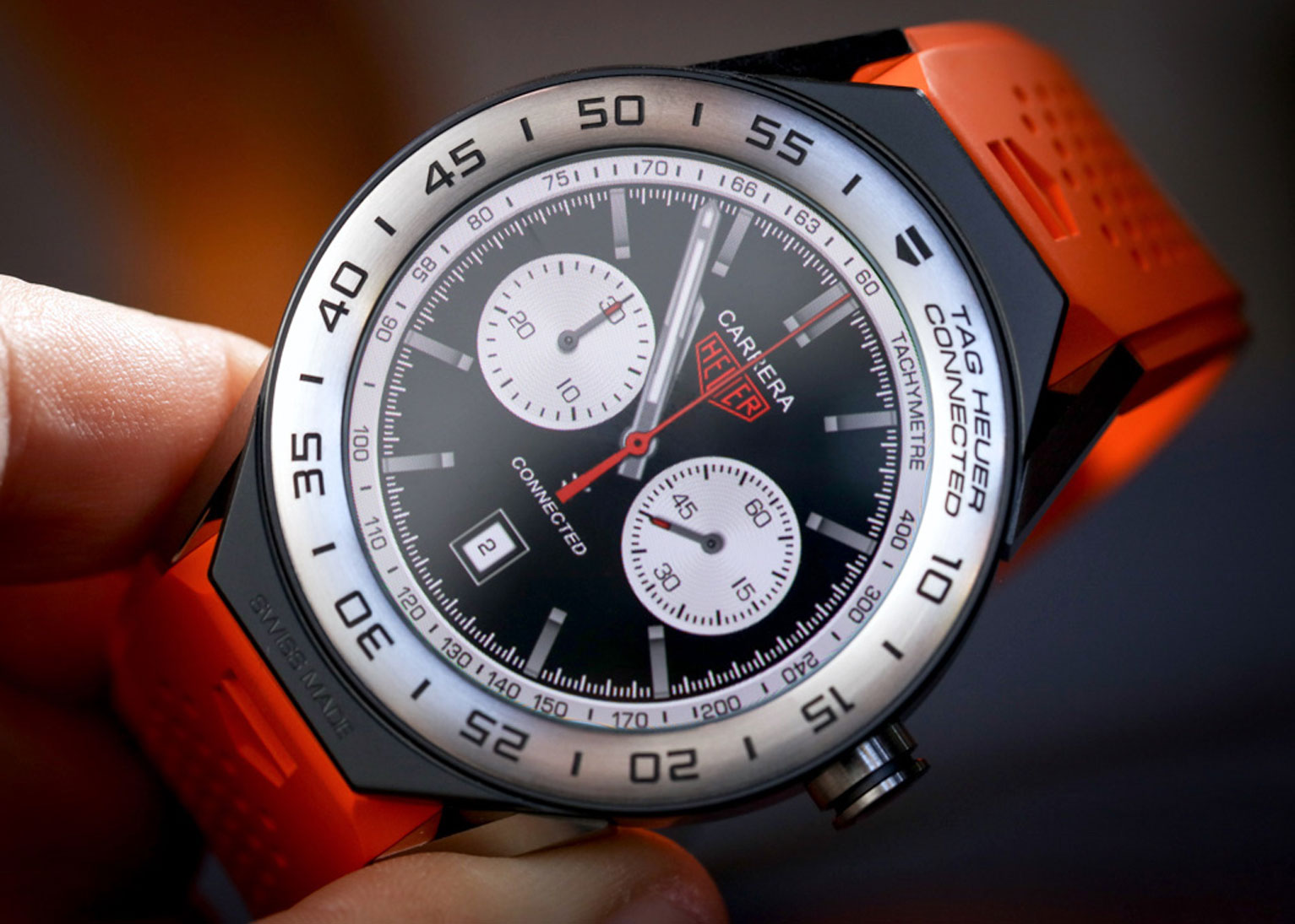 The TAG Heuer Connected Modular 45 | iReviews
