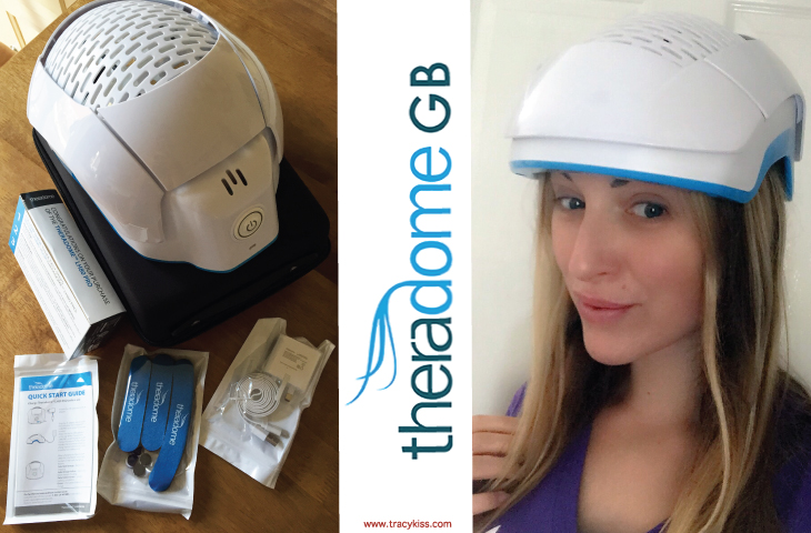 Theradome LH80 PRO Laser Hair Therapy For Hairloss