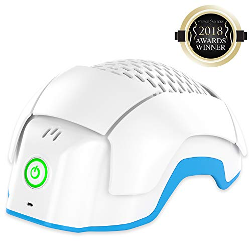 Theradome PRO LH80 - Medical Grade Laser Hair Growth Helmet - FDA Cleared for Men & Women. Promotes Hair Regrowth and Prevents Further Hair Loss with Premium Red Light Lasers