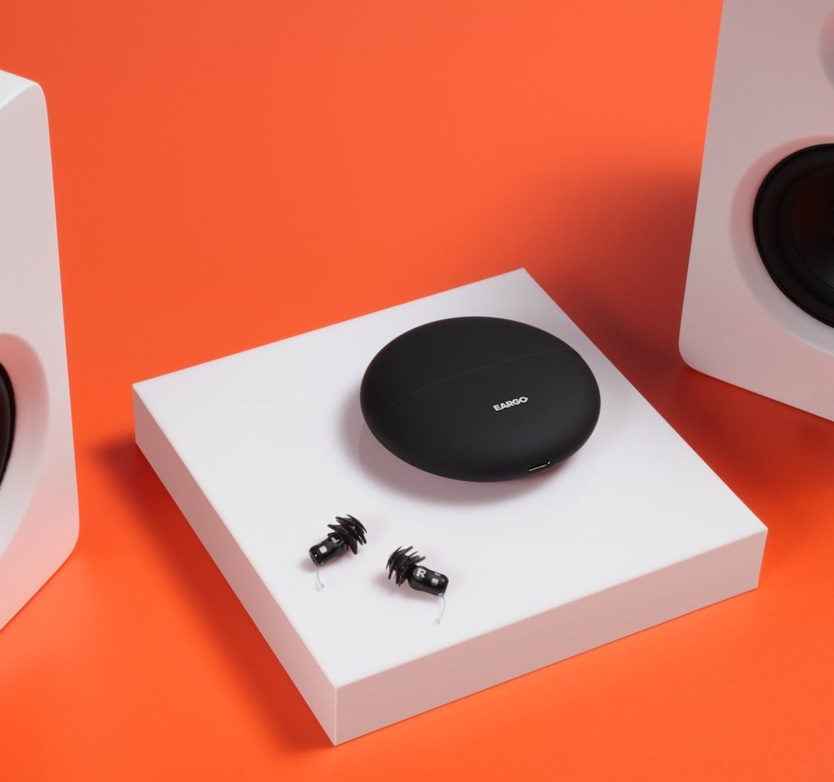 This Rechargeable Hearing Aid Is Virtually Invisible