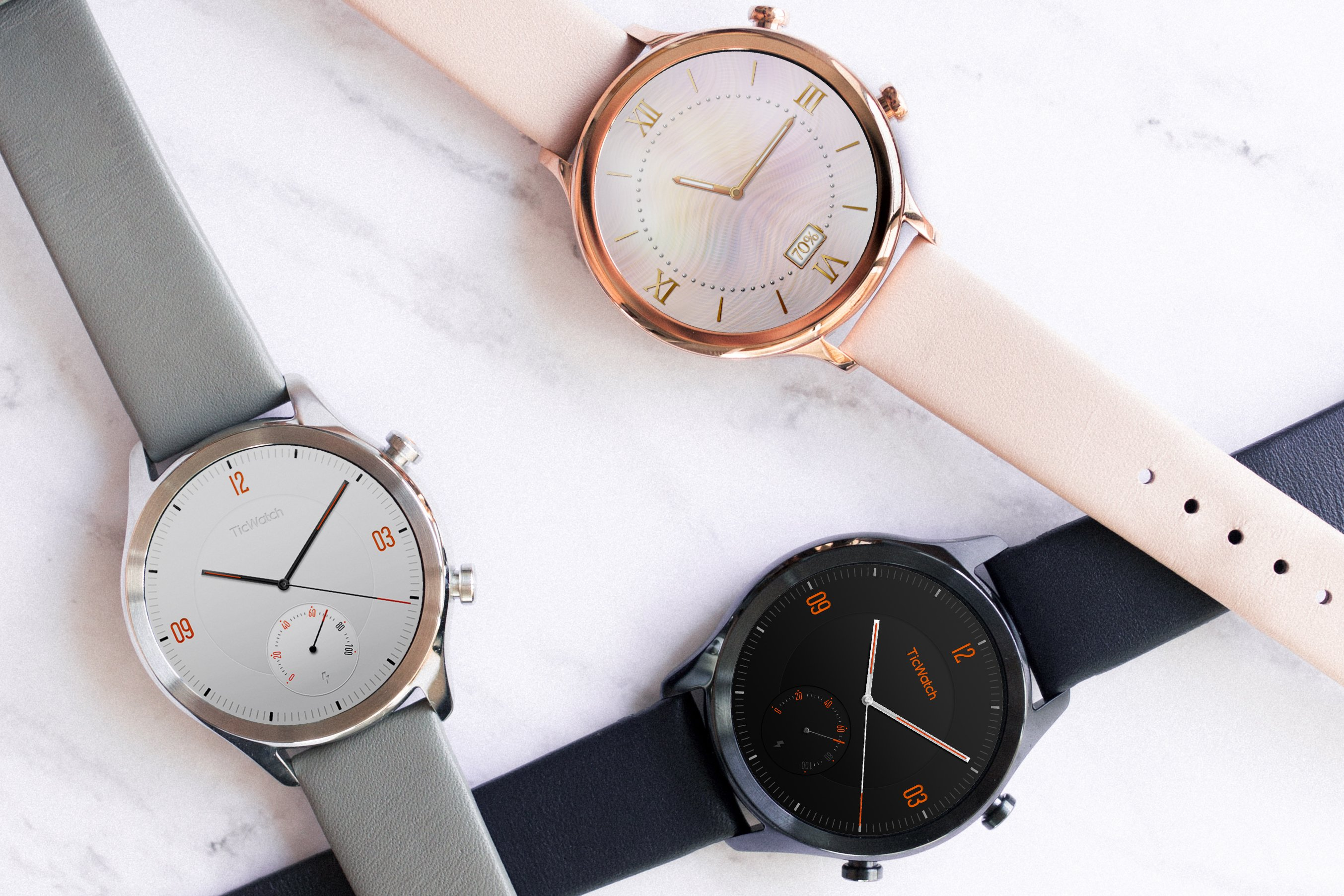 TicWatch C2 announced with 2-day battery life in a classic ...