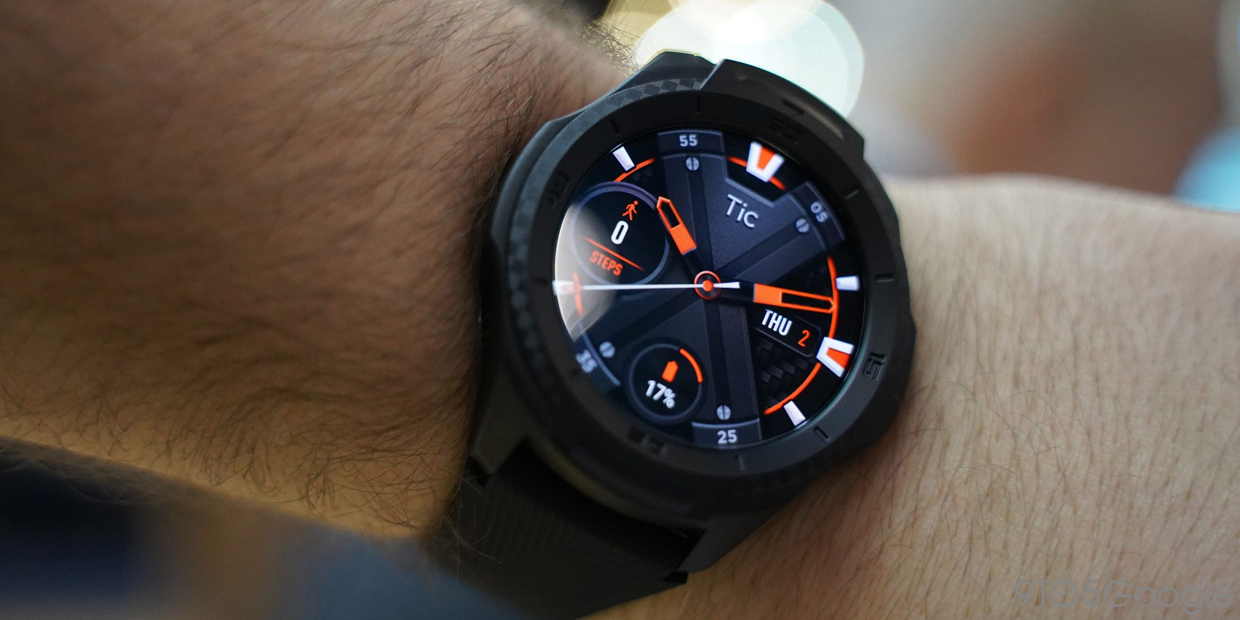 Ticwatch E2 and S2 add new hardware, software features ...
